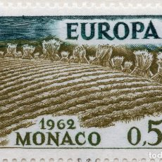 Sellos: MONAC0, 1962 STAMP , MICHEL 696. Lote 269604148