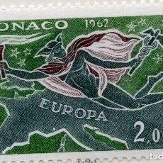 Sellos: MONAC0, 1962 STAMP , MICHEL 698. Lote 269604268