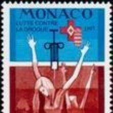 Sellos: SELLO USADO DE MONACO 1997, YT 2106. Lote 277218078