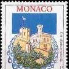 Sellos: SELLO USADO DE MONACO 2001, YT 2298. Lote 277682113