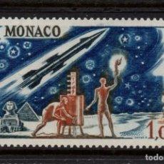 Sellos: MONACO 636** - AÑO 1964 - PHILATEC 1964, EXPOSICION FILATELICA INTERNACIONAL. Lote 288086233