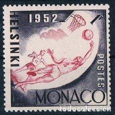Sellos: MONACO 1952 YVES 386 MNH**. Lote 288576678