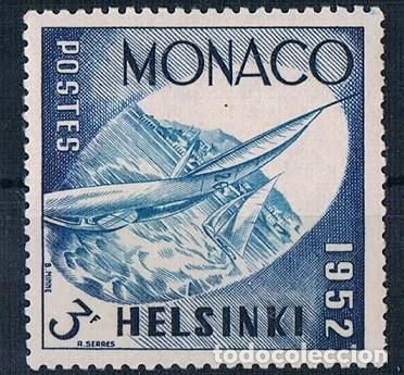 MONACO 1952 YVES 388 MNH** (Sellos - Extranjero - Europa - Mónaco)