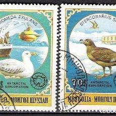 Sellos: MONGOLIA 1980 - USADO. Lote 99956991