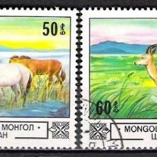 Sellos: MONGOLIA 1982 - USADO. Lote 99957271
