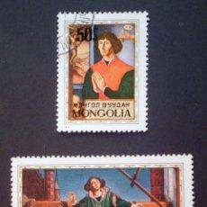 Sellos: 1973 MONGOLIA COPERNICO. Lote 141402658