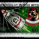 Sellos: MONGOLIA SCOTT:C-156-(1982)(AEREO) (SPUTNIK-2 Y LAYKA ASTRONAUTA) (USADO). Lote 148096246