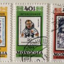 Sellos: LOTE DE 3 SELLOS CTO CON G.O. DE CHECOSLOVAQUIA- INTERCOSMOS. Lote 155558265