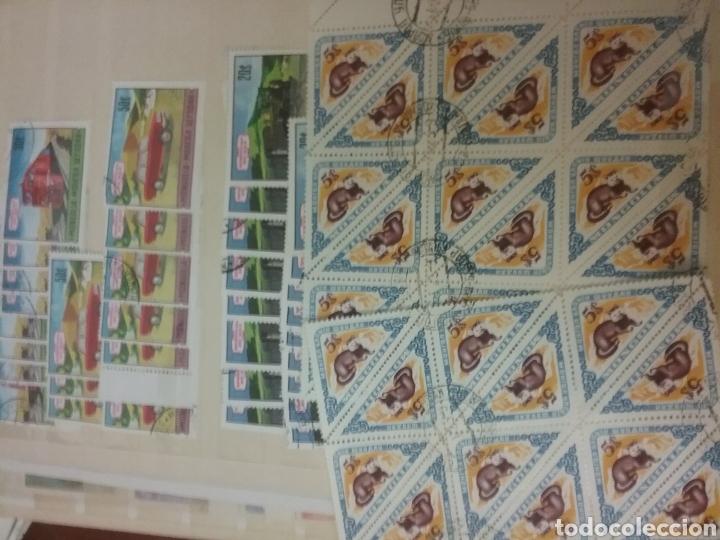 Sellos: Sellos R. Mongolia mtdos/coleccion/stock/sellos/pliegos/deportes/astros/cosmos/infancia/animales - Foto 14 - 196398435
