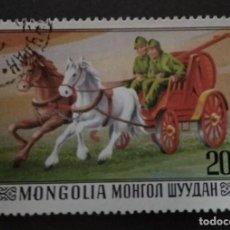 Sellos: MONGOLIA 1977. Lote 241120605