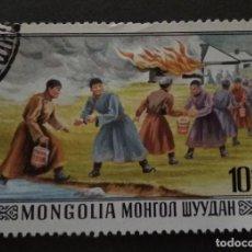 Sellos: MONGOLIA 1977. Lote 241121785