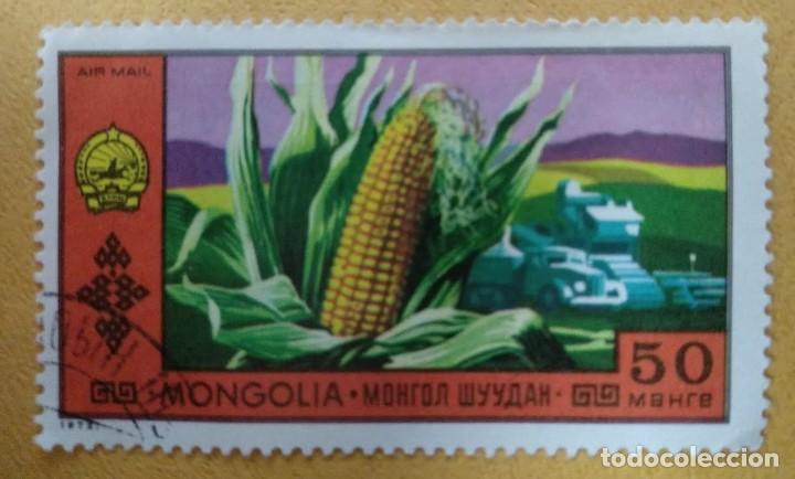 MONGOLIA 1972 (Sellos - Extranjero - Asia - Mongolia)