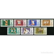 Sellos: ⚡ DISCOUNT MONGOLIA 1980 22TH SUMMER OLYMPIC GAMES MNH - OLYMPIC GAMES. Lote 277574148