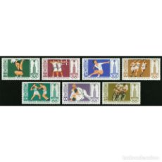 Sellos: MN305 MONGOLIA 1980 MNH 22TH SUMMER OLYMPIC GAMES. Lote 287537133