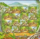 Sellos: WWF MALASIA 1995. Lote 27450931