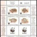 Sellos: WWF VENEZUELA 1992. Lote 27450925