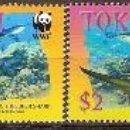 Sellos: WWF TOKELAU 2002. Lote 27424833