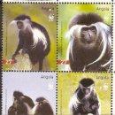 Sellos: WWF ANGOLA 2004 . Lote 27424828