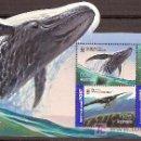Sellos: WWF AUSTRALIA BALLENAS 2006. Lote 27450916