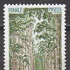 Sellos: FRANCIA IVERT Nº 1886, PROTECCIÓN DE LA NATURALEZA, BOSQUE DE TRONÇAIS, NUEVO. Lote 19459881