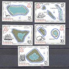 Selos: KIRITABI, ISLAS,PREOBLITERADOS. Lote 25184266
