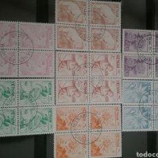 Sellos: SELLOS DE VIETNAM MATASELLADOS. 1984. FLORA. FAUNA. NATURALEZA. ANIMALES. PLANTAS. FLORES.. Lote 102671264