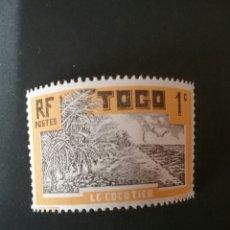 Sellos: SELLOS DE LA R DE TOGO (TOGOLAISE) NUEVOS. PALMERAS. ARBOLES. NATURALEZA. PAISAJE. AGRICULTURA.. Lote 103930655