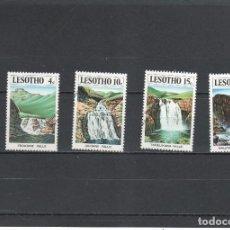 Timbres: LESOTHO Nº 358 AL 361 (**). Lote 104304527