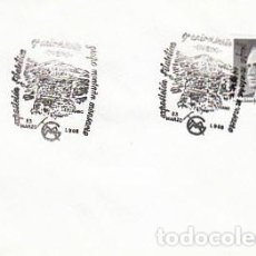 Sellos: AÑO 1988, GRUPO DE MONTAÑA MONSAERO DE OVIEDO (ASTURIAS). Lote 108380071