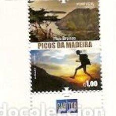 Sellos: PORTUGAL ** & VOLCANES DE MADEIRA, PICO BLANCO 2017 (7761). Lote 109187571