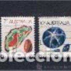 Sellos: MINARALES DE AUSTRALIA. SELLOS AÑOS 1973/4. Lote 119278803