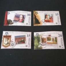 Sellos - Sellos de Letonia nuevos (Latvija).2006/maquina escribir/naturaleza/arbol/50aPrimerSerie/CEPT/flora - 133243311