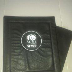 Sellos: COLECCIÓN DE SELLOS DE LA WWF. Lote 133467150