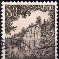 Sellos: 1963 - CHECOSLOVAQUIA - MONTAÑAS MACOCHA - YVERT 1287. Lote 147049370