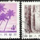 Sellos: 1981. NATURALEZA. CHINA. 2466. MONTE TIAN. SERIE CORTA. USADO.. Lote 168104060