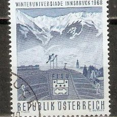 Timbres: AUSTRIA.1967. YT 1090. Lote 200841723