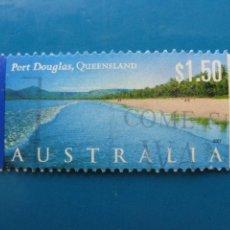 Sellos: +AUSTRALIA 2001, PORT DOUGLAS, QUEENSLAND. Lote 206526716