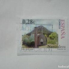 Sellos: SELLO NATURALEZA EL PONT DE SUERT - LLEIDA 0,28€ CORREOS ESPAÑA 2005. Lote 212656421