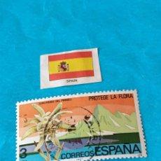 Sellos: ESPAÑA NATURALEZA B. Lote 213113192