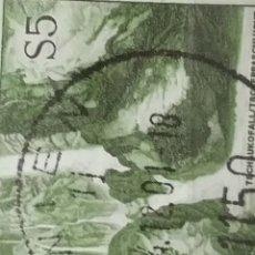 Sellos: SELLOS AUSTRIA (OSTERREICH) MTDOS/1986/BELEZAS/NATURALEZA/CASCADA/NIÑA/BOSQUE/ROCAS/ARBOLES/NATURALE. Lote 213510467