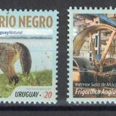 Sellos: UY3520 URUGUAY 2016 MNH TOURIST DESTINATIONS - RÍO NEGRO. Lote 236772310
