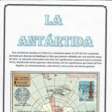 Sellos: 🚩 ARGENTINA ARGENTINA IN ANTARCTICA - ARCTIC. Lote 246574110