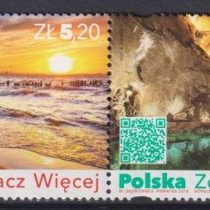 Sellos: ⚡ DISCOUNT POLAND 2018 TOURISM - POLAND MNH - NATURE, TOURISM. Lote 251556780