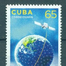 Sellos: ⚡ DISCOUNT CUBA 2015 THE 150TH ANNIVERSARY OF THE ITU - INTERNATIONAL TELECOMMUNICATION UNION. Lote 253845005