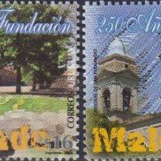 Sellos: ⚡ DISCOUNT URUGUAY 2006 THE 250TH ANNIVERSARY OF THE FOUNDING OF MALDONADO MNH - ARCHITECTUR. Lote 267408469