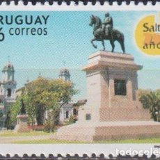 Sellos: ⚡ DISCOUNT URUGUAY 2006 THE 250TH ANNIVERSARY OF THE FOUNDING OF CITY OF SALTO MNH - MONUMEN. Lote 267408574