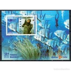 Sellos: ⚡ DISCOUNT CUBA 2010 TOURISM - DIVING NG - FISH, TOURISM, FISHING. Lote 268834064