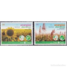 Sellos: ⚡ DISCOUNT URUGUAY 2012 MERCOSUR – ALTERNATIVE ENERGY MNH - AGRICULTURE, ENERGETICS. Lote 270391323