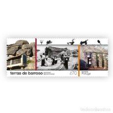 Sellos: PORTUGAL ** & TIERRAS DE BARROSO, PATRIMONIO AGRÍCOLA MUNDIAL 2021 (77686). Lote 270698838