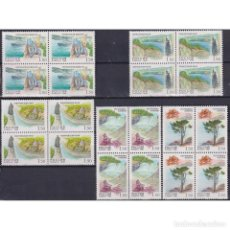 Sellos: ⚡ DISCOUNT RUSSIA 1998 REGIONS OF RUSSIA FEDERATION MNH - MONUMENTS, TOURISM. Lote 289989638